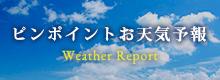ピンポイントお天気予報